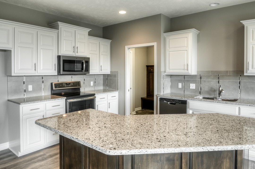 Home Builder Gallery Kitchen Aurora, Aurora White Kitchen Cabinets